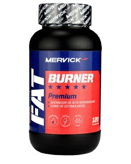 MERVICK Fat Burner Premium (120 Comp)