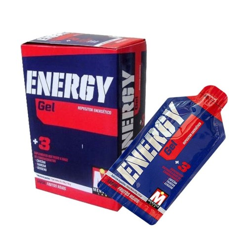 Energy Gel MERVICK (12 Unidades)
