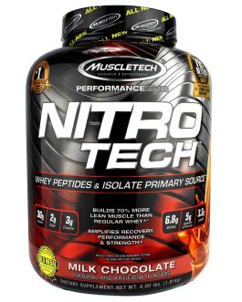 MUSCLETECH Nitro Tech (907/1800/4500 Grs)