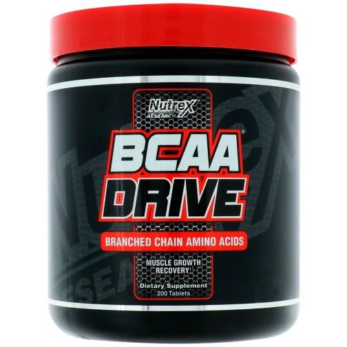 NUTREX BCAA Drive (200 Comp)