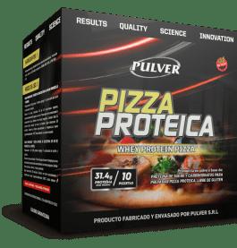 PULVER Pizza Proteica (10 Sobres)