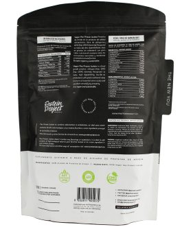 PROTEIN PROJECT Vegan Pea Protein Isolate (908 Grs)
