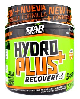 Hydro Plus Recovery STAR NUTRITION (700 Grs)