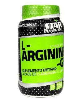 STAR NUTRITION L-Arginina GH Evolution (150 Grs)
