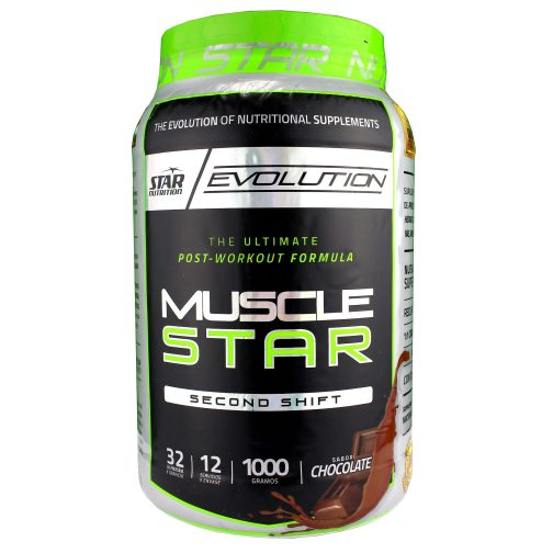 STAR NUTRITION MUSCLE STAR LADO 1