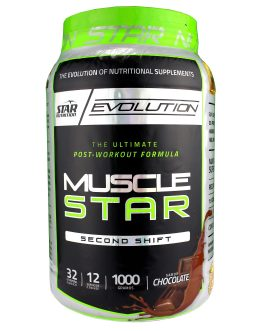 MuscleStar Evolution STAR NUTRITION (1000 Grs)