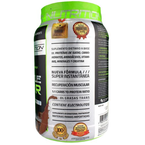 STAR NUTRITION MUSCLE STAR LADO 5