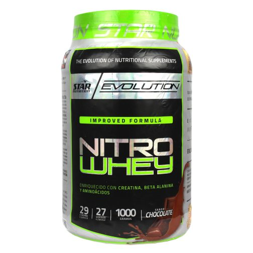 STAR NUTRITION NITRO WHEY CHOCOLATE