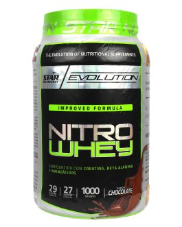 Nitro Whey STAR NUTRITION (1000 Grs)