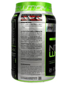 STAR NUTRITION Nitro Whey (1000 Grs)