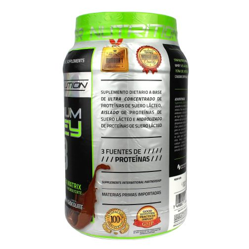 STAR NUTRITION PREMIUM WHEY 3 LADO 2