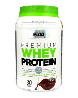 Proteina STAR NUTRITION Premium Whey Evolution (909/3000 Grs)