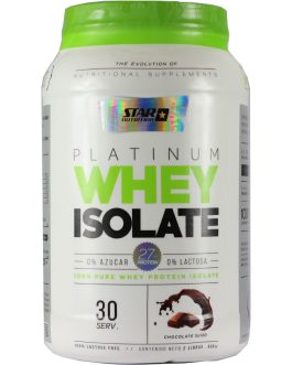 Premium Whey Isolate Evolution STAR NUTRITION (2 Lbs)