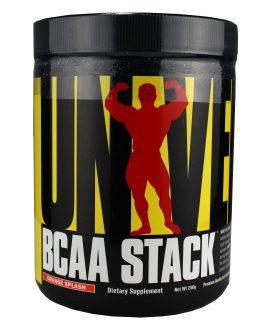 UNIVERSAL BCAA Stack (250 Grs) Naranja