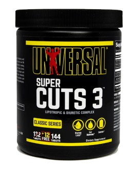 Super Cuts 3 Universal (144 Comp)
