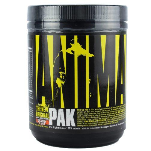 Universal Animal Pak Powder Frente II