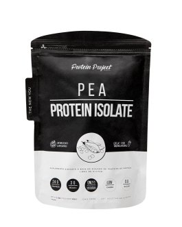 Vegan Pea Protein Isolate PROTEIN PROJECT (908 Grs)