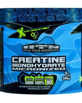 creatina monohidrato