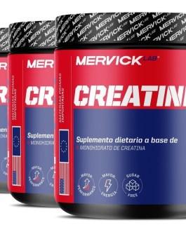 MERVICK Creatina Monohidrato (1000 Grs)