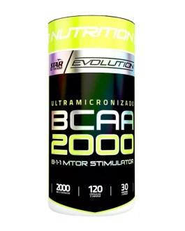 STAR NUTRITION BCAA 2000 (120 Caps)