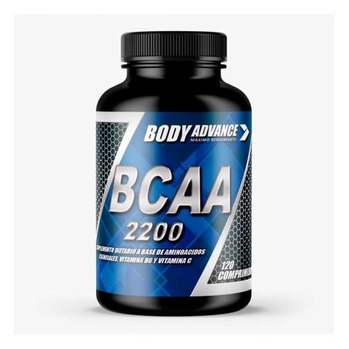 BCAA 2200 BODY ADVANCE (120 Comp)