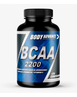 BCAA 2200 BODY ADVANCE (120 Comp)