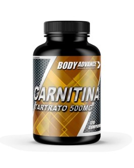 Carnitina 500 BODY ADVANCE (120 Comp)