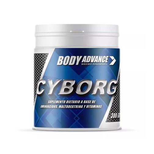 Cyborg BODY ADVANCE (300 Grs) Naranja