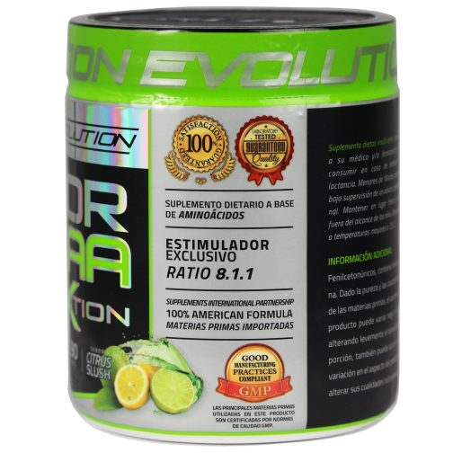 mtor bcaa evolution star nutrition