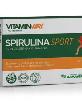 VITAMIN WAY Spirulina Sport (30 Comp)