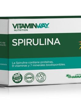 Spirulina VITAMIN WAY (60 Caps)