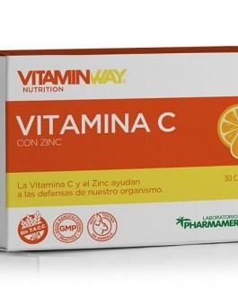 Vitamina C VITAMIN WAY (30 Comprimidos)