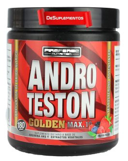 AndroTeston Golden Max 10 (180 Grs) FIREFORCE