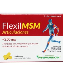 Flexil MSM VITAMIN WAY (30 Comp)