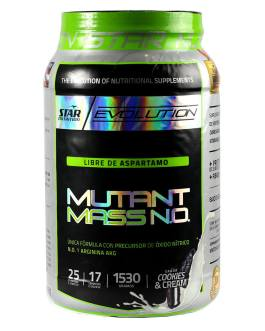 Mutant Mass N.O STAR NUTRITION
