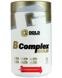 B-Complex GOLD NUTRITION (60 Caps)