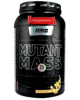 Mutant Mass STAR NUTRITION