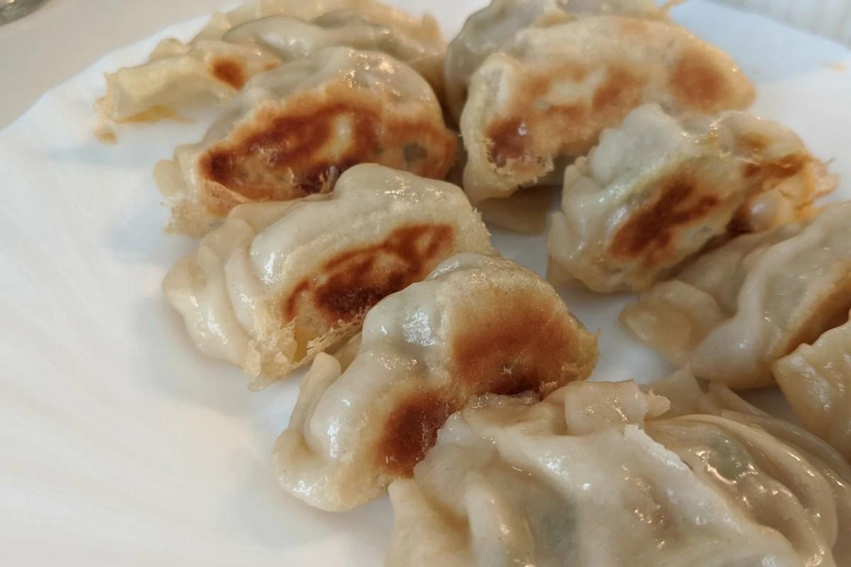 Recetas por el mundo: dumplings de cerdo y cebolleta