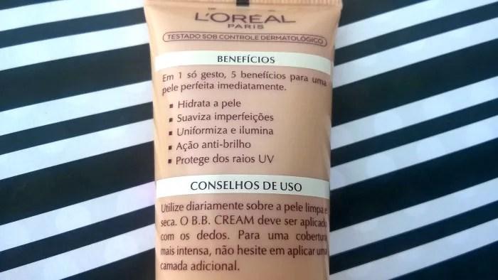 Resenha BB cream Loreal