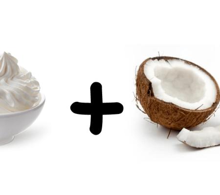 hidratação-de-creme-de-leite-e-leite-de-coco