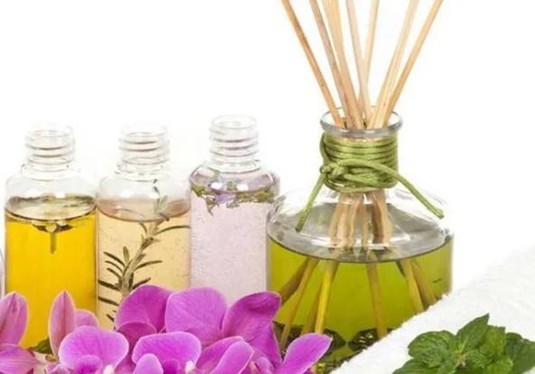 óleos essenciais e suas misturas