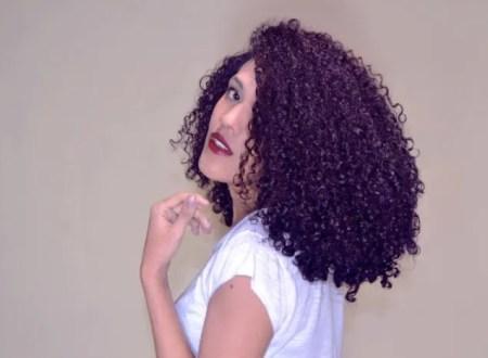 UPDATE - Como pintar o cabelo de Roxo com Violeta Genciana