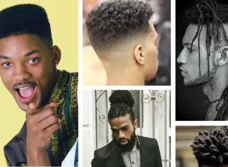 Cortes para cabelos crespos e cacheados masculinos