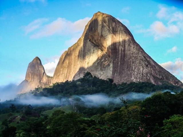 Montanha Pedra Azul