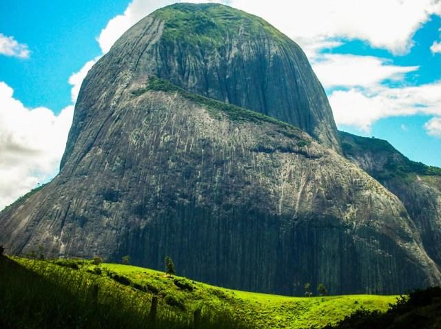 Montanha Pedra Riscada