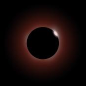 Éclipse solaire autour du monde