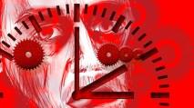 Horloge sanglante