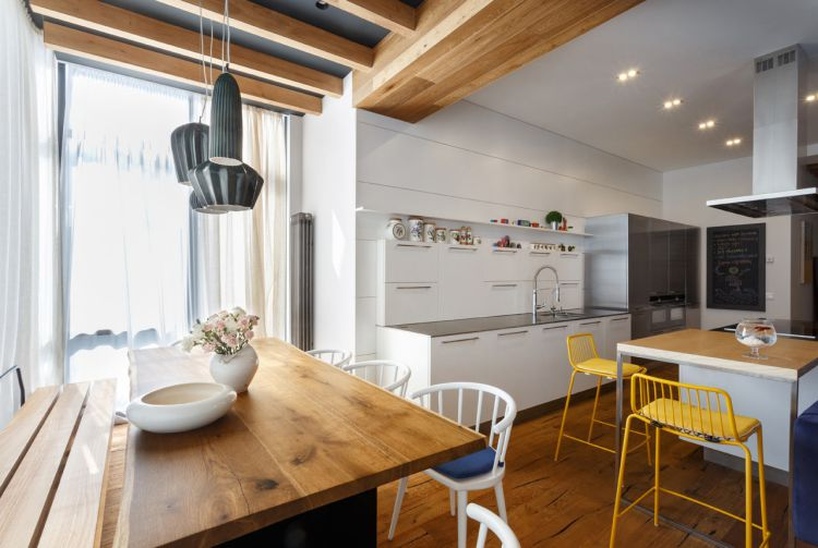 Eclectic space 4