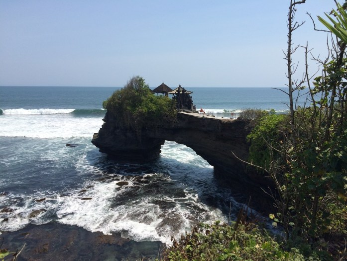 Le temple de Batu Balong