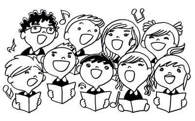 On chante à l'école ! Liste de mes chants préférés avec écoute en ligne et paroles